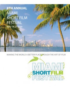 Lavender Williams selected for the 2009 Miami Short Film Festival